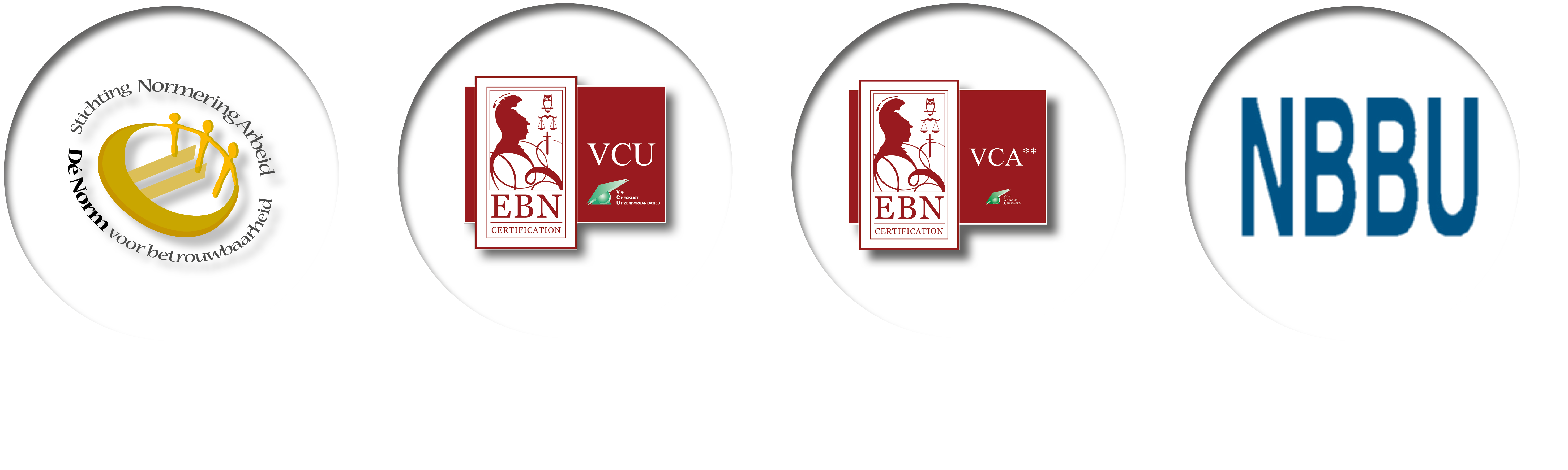 Footer Certificerings Logo VCA VCU